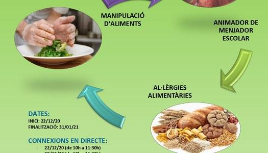 L'Oficina Jove de la Noguera organitza un curs de monitor/a de menjador escolar